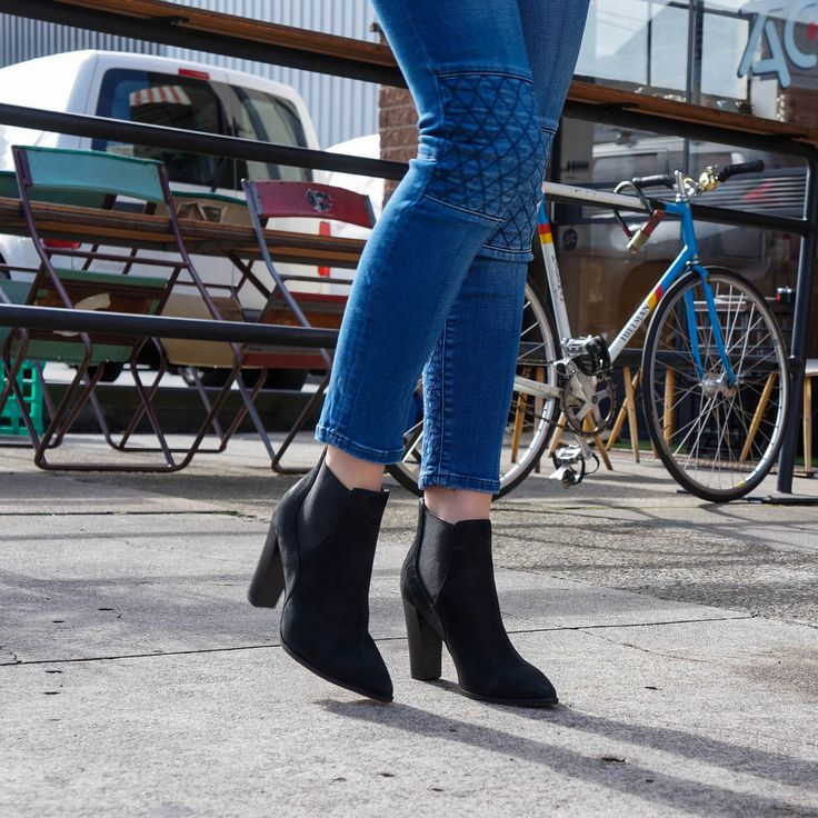 The Nubuck Leather ACRO Ankle Boots. Shop Now: http://bit.ly/ACRO_BOOTS