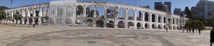 D&D Mundo Afora: Arcos da Lapa e Escadaria Selaron - Rio de Janeio