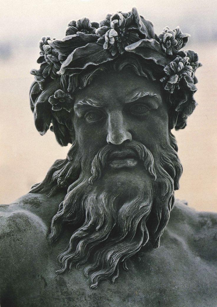 Zeus_rey de los dioses, el gobernante del monte Olimpo y dios griego del cielo, tiempo, trueno, relámpago, la ley, el orden y el destino