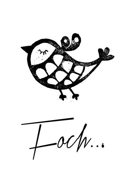 dodatki - plakaty, ilustracje, obrazy - grafika-FOCH - plakat ilustrowany (basic size)