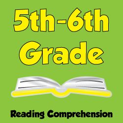 There are over 100 non-fiction and fiction stories in this app with over 400 multiple choice questions. The common core curriculum for fifth and sixth grade is very rigorous. Common core assessments are mainly multiple choice which this app offers. 5th and 6th grade common core standards are character, setting, main idea and details, word meaning, fact and opinion, summarizing, sequencing, problem and solution, prediction, character traits, and context clues.