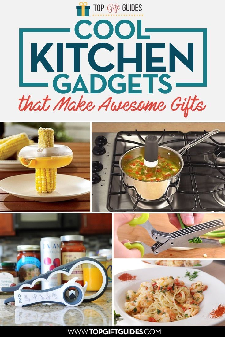 Cool Kitchen Gadgets That Make Awesome Gifts | Top Gift Guides