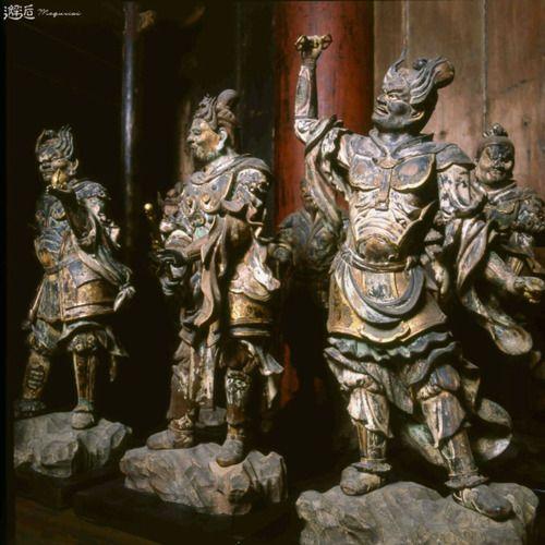 茨城県 薬王院 十二神将