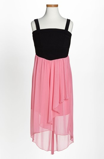 Ruby Rox Sleeveless Dress (Big Girls) available at #Nordstrom