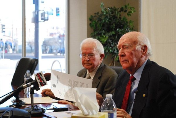 Former Idaho Governors: Strong Words for Otter's New Nuclear Waste Deal
