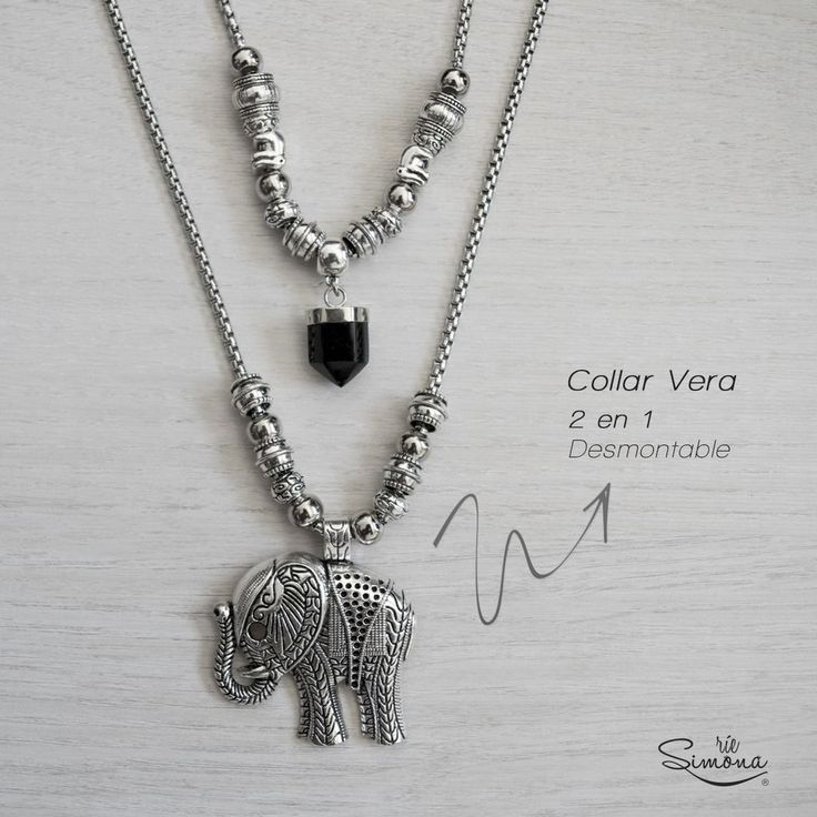 Vera Collar - 2 en 1 - Comprar en Ríe Simona