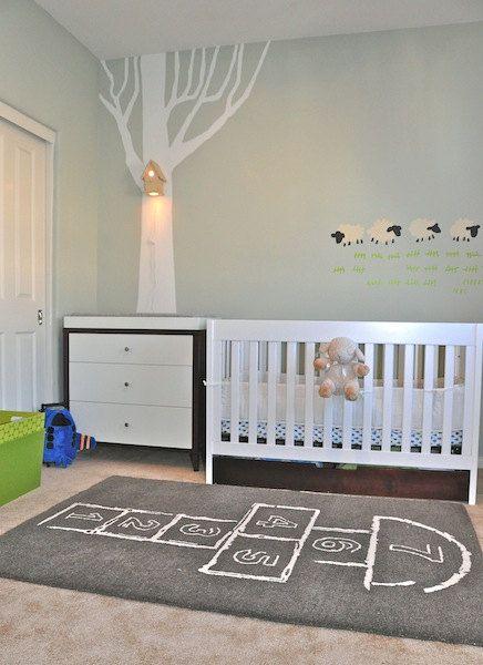 283 best Modern Nursery Design images on Pinterest
