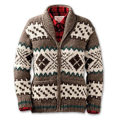 Filson sweater for when I move back to New Mexico or Colorado