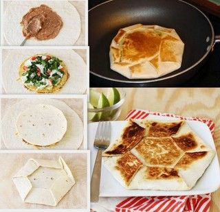 Homemade Crunchwraps! Easy, Fun, and Delicious :)