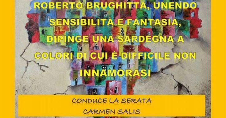 Sabato 19 marzo alle ore 18.00 presso la libreria Sogni di Carta in via Eleonora d'Arborea 25 a Quartu, si terrà la presentazione dell'ultimo libro di Roberto Brughitta.