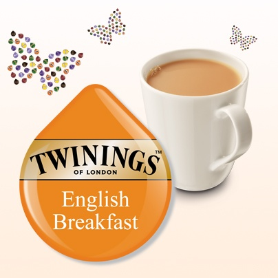 Twinings English Breakfast  #Tassimo #TDISC #Twinings #english #breakfast #tea