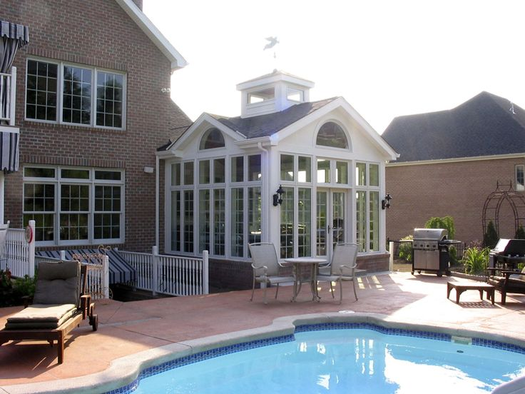 17 best images about sunroom on pinterest sun decks and for Sun room additions