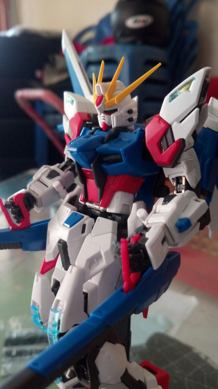 Gundam Build Strike