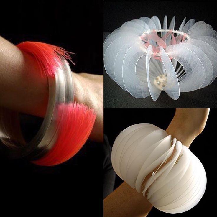 Caroline Moiret's wearable sculptures