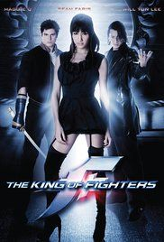 The King Of Fighters Cartoon Movie. Live-action feature based on the video game King of Fighters.