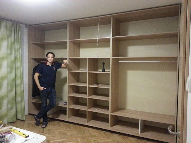 Barkácsoljunk!: Gardrób szekrény házilag