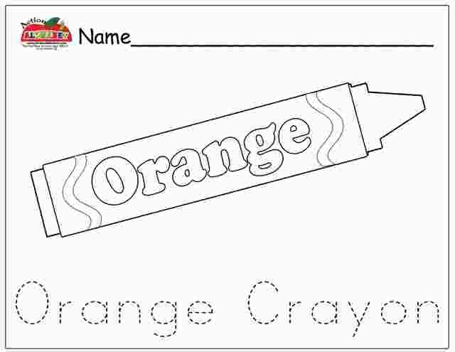 Coloring Page Yellow Crayon In 2020 Coloring Pages Crayon