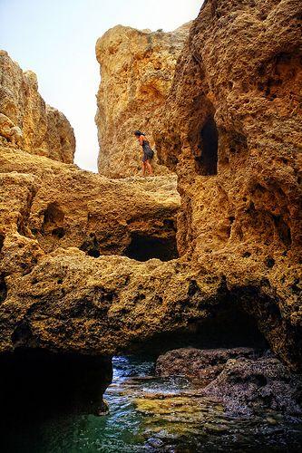 Algar Seco. Carvoeiro. Algarve. Portugal | Zu Sanchez | Flickr