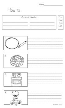 HOW- TO writing Freebie!