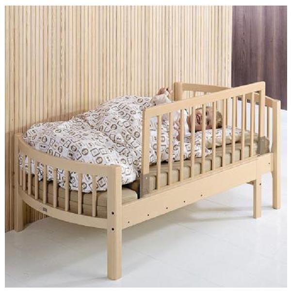 BABYDAN Bed Guard Wooden Nature
