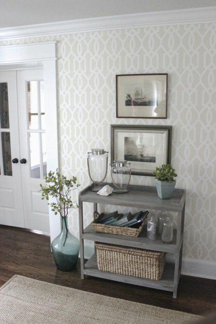 Les 25 meilleures id es concernant papier peint couloir for Couleur papier peint couloir