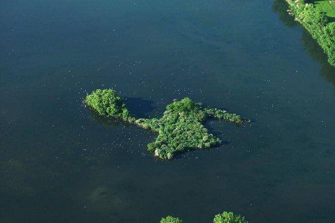 Kudy z nudy - Naučná stezka a Zámecký rybník v Chropyni