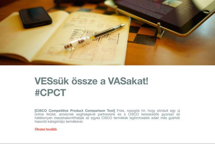 VESsük össze a VASakat! #CPCT #cloudcondition