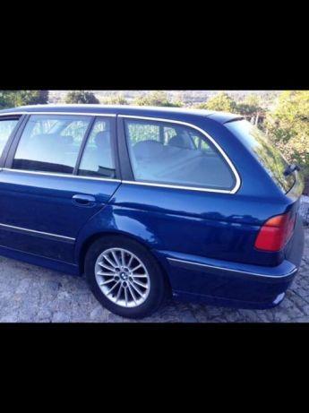 BMW 520i Touring preços usados