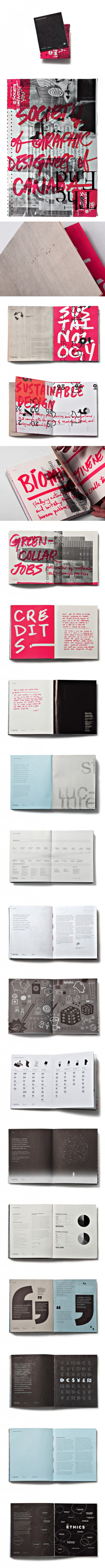 Graphic Designers of Canada Brochure 2009/10 by Foundry Communications