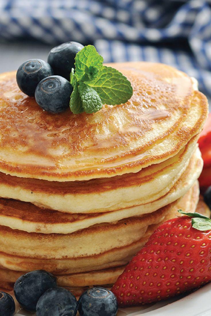 Pancake di Nonna Anita senza glutine