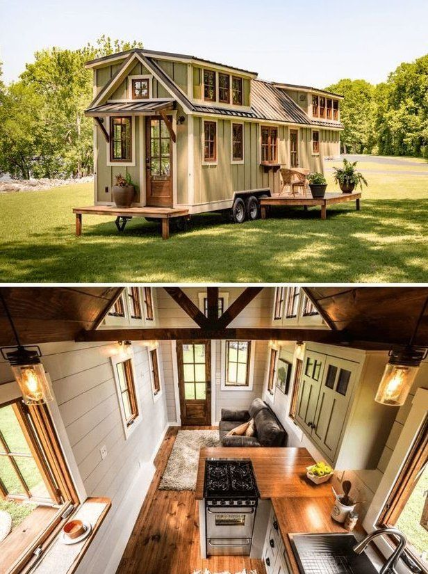 12 Free Diy Tiny House Plans 1594 House Design Housedesign Want To Live A More Sustainable Timbercraft Tiny Homes Diy Tiny House Plans Tiny House Movement