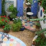 25 beste idee n over marokkaanse tuin op pinterest lantaarns tuinlantaarns en tuin lantaarns - Tuin marokkaans terras ...