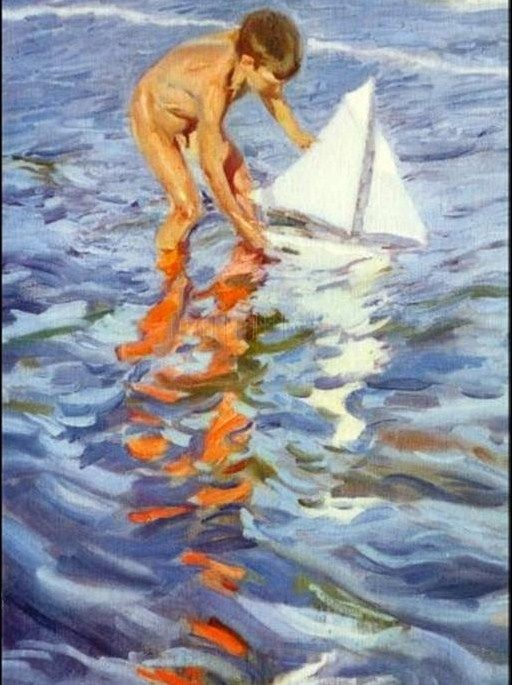 Joaquin Sorolla en el Art Museum de Chicago Chicago 555806