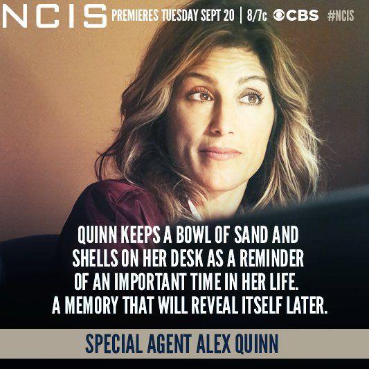 Special Agent Alex Quinn