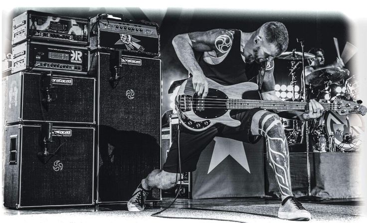 Tim Commerford Barefaced  cabs