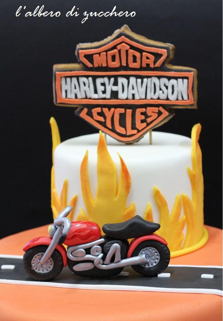 Harley Davidson details