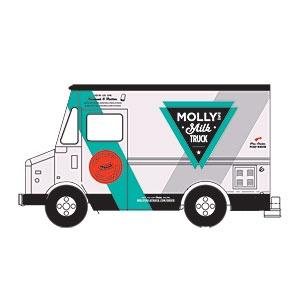 Healthier Food Trucks | Molly's Milk Truck | CookingLight.com