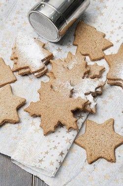 Τα μπισκότα αυτά είναι μαλακά στο εσωτερικό τους και τραγανά απ' έξω. Ένα υπέροχο συνοδευτικό για τον καφέ μας!