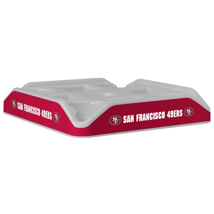 San Francisco 49ers Canopy Tent Pole Caddy Drink u0026 Condiment Tray  sc 1 st  Pinterest & 36 best San Francisco 49ers images on Pinterest | San francisco ...