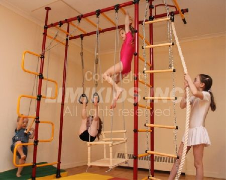 Limikids Home Gym For Kids Showroom Example Indoor Fitness For Kids And Home Gyms Equipment By