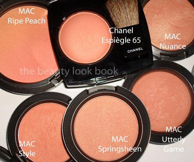 The Beauty Look Book: Chanel Spring 2011 Powder Blush Espiègle 65