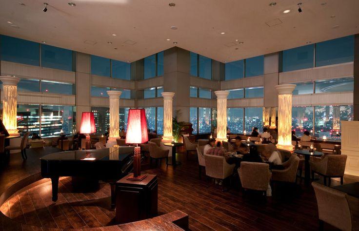 インテリア | グッドビュー東京 東京都庁北展望フロアのカフェ&レストラン