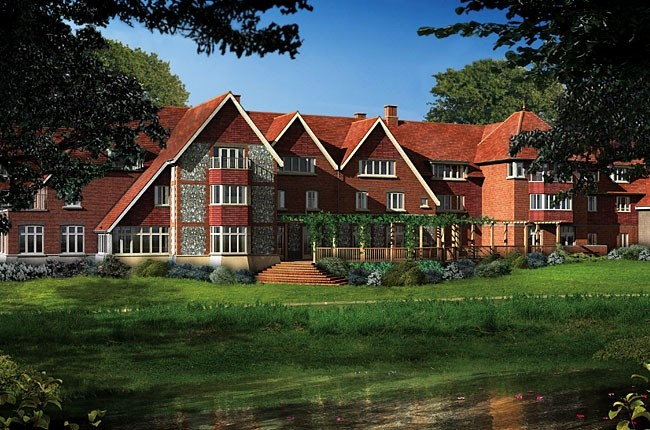Richmond Villages, Richmond Letcombe Regis - Assisted Living, Wantage, Oxfordshire, UK, Nursing Care Homes