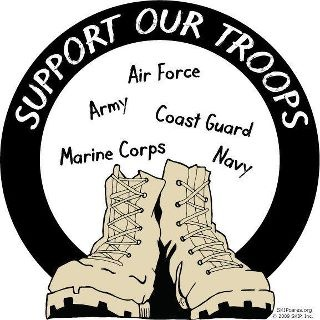 Support the Troops & Law Enforcement
