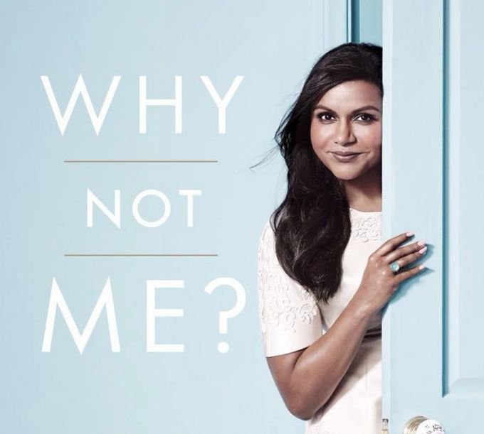 Mindy Kaling's New Book | A Cup of Jo
