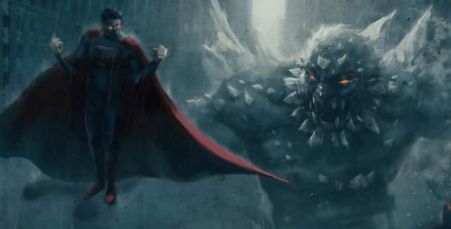 doomsday is going to be in Dawn of Justice