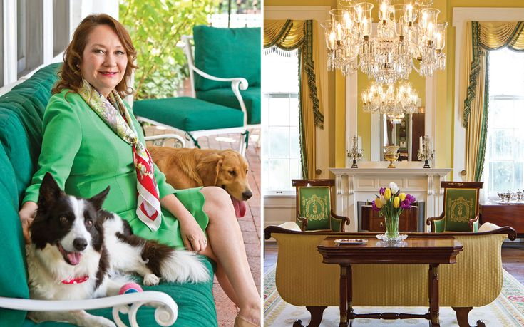 A Visit with Texas First Lady Cecilia Abbott