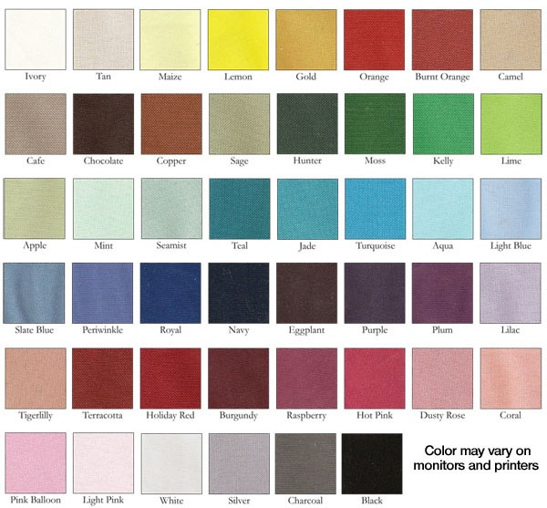 12 best color wheel chart metal colors images on for Table linen color combinations