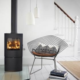 Morso Multi Fuel Stoves :: 4kW Morso - S11-43 Multi Fuel Stove