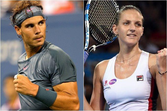 US Open: Rafael Nadal y Karolina Pliskova principales cabezas de serie #Deportes #Tenis